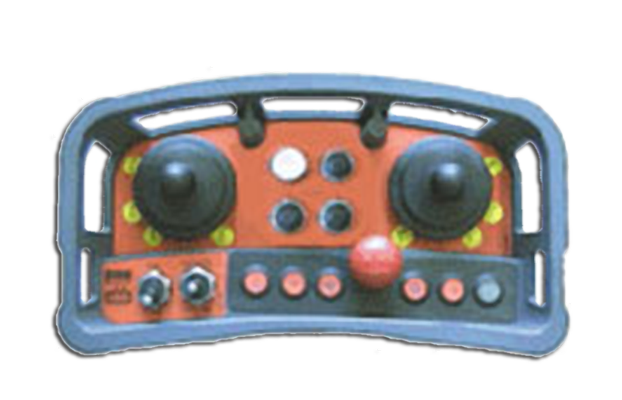 Zdalne sterowanie radiowe 6