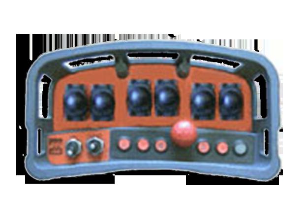 Zdalne sterowanie radiowe 7
