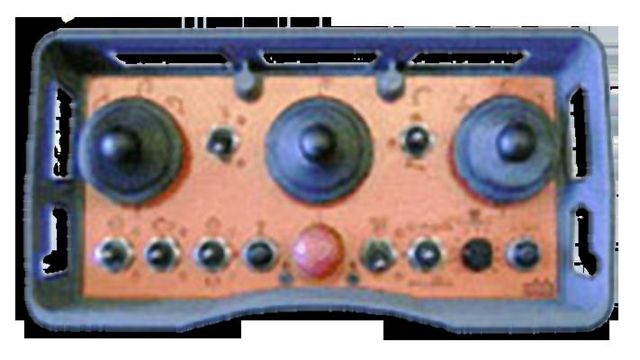 Zdalne sterowanie radiowe 8