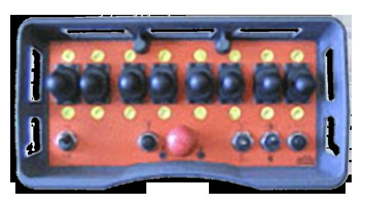 Zdalne sterowanie radiowe 10