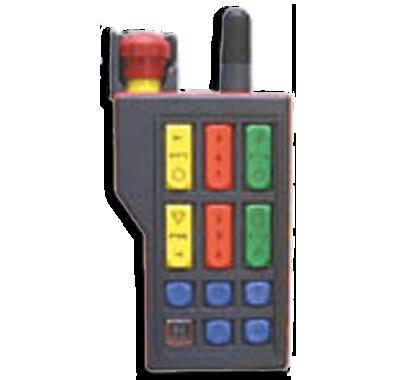 Zdalne sterowanie radiowe 1